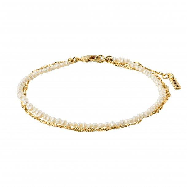 Pilgrim Guld Armbånd Native Beauty