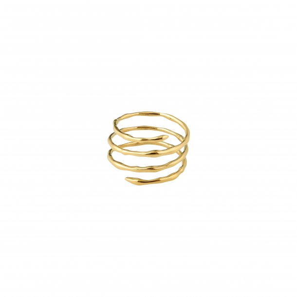 Pilgrim Ring Paula Guld