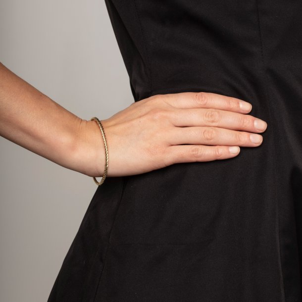 Pilgrim Armbånd Cece Guld